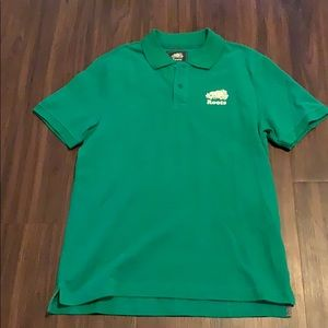 Roots men's polo shirt